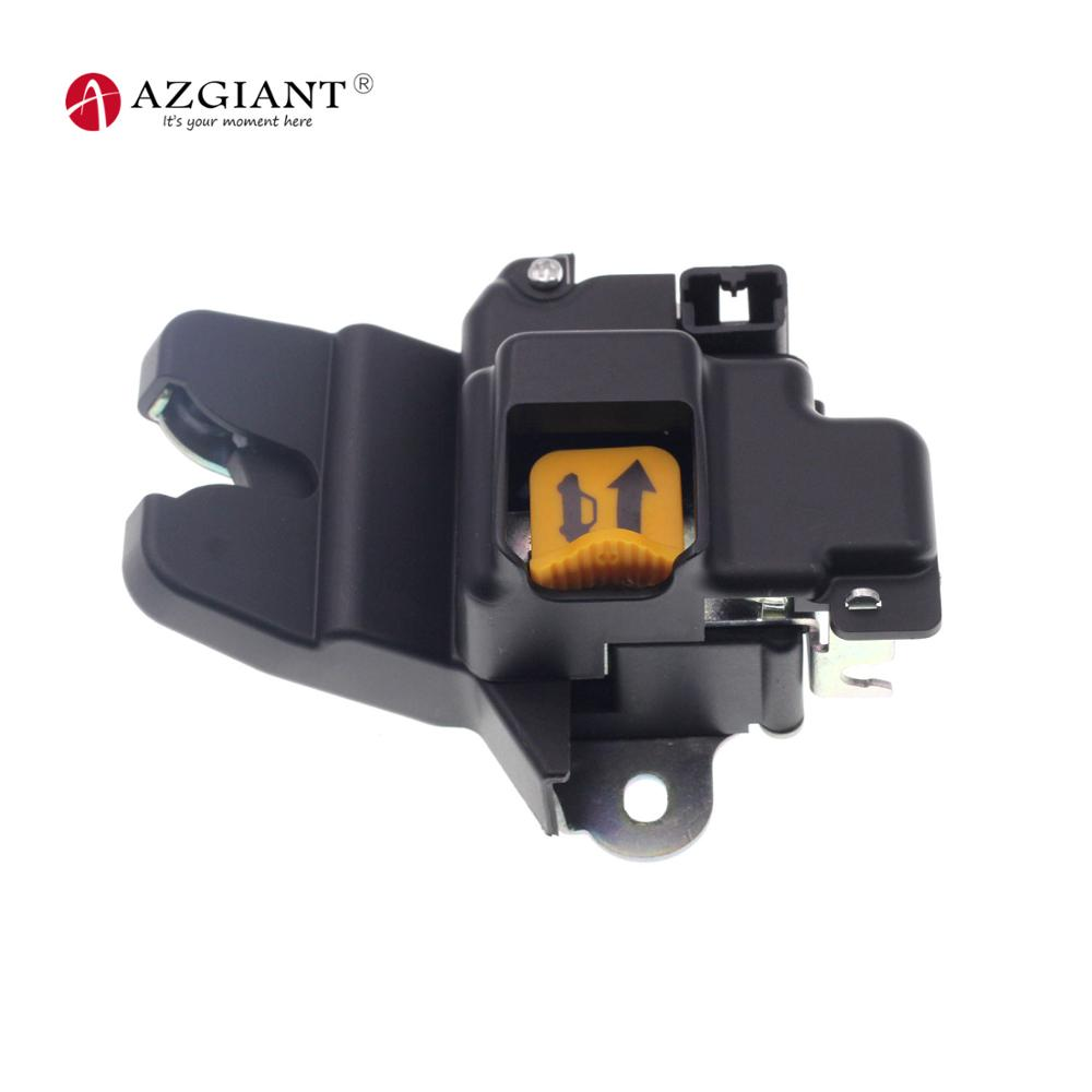 Lock Latch Trunk OEM 812301m070 For KIA Forte Sedan Forte Koup 2009-2013 Trunk Lock Actuator Motor Tailgate Motor