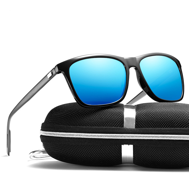 2020 New Men Polarized Sunglasses Colorful Lens Fashion Driving Sun Glasses For Women With UV400