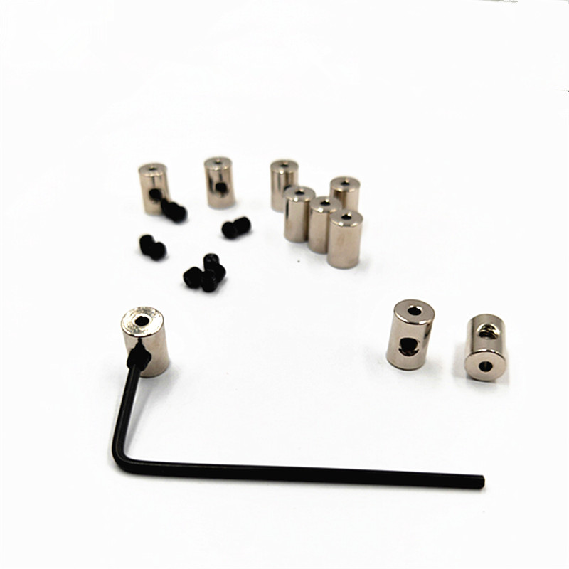 20pcs, Allen Wrench Included BEADNOVA Locking Pin Keeper Back for Hat Back Pack Label Pins Jewelry Making Back for Pin