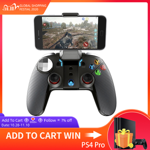 Image 1 - iPega PG 9099 Wireless Gamepad Android Phone for Ps3 Controller Bluetooth Joystick Gaming P3 Dual Motor Vibration Turbo Game Pad