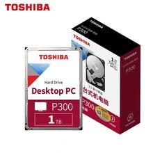 TOSHIBA P300 1TB 2TB 3TB capacity 64MB 7200RPM desktop mechanical hard drive SATA 3 interface 3.5 inches