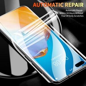 Гидрогелевая пленка с полным покрытием 360 градусов для Huawei P40 P20 P30 Pro, защитная пленка на заднюю панель для Huawei Mate 40 30 20 lite Pro, пленка для объектива камеры|Защитные стёкла и плёнки|   | АлиЭкспресс