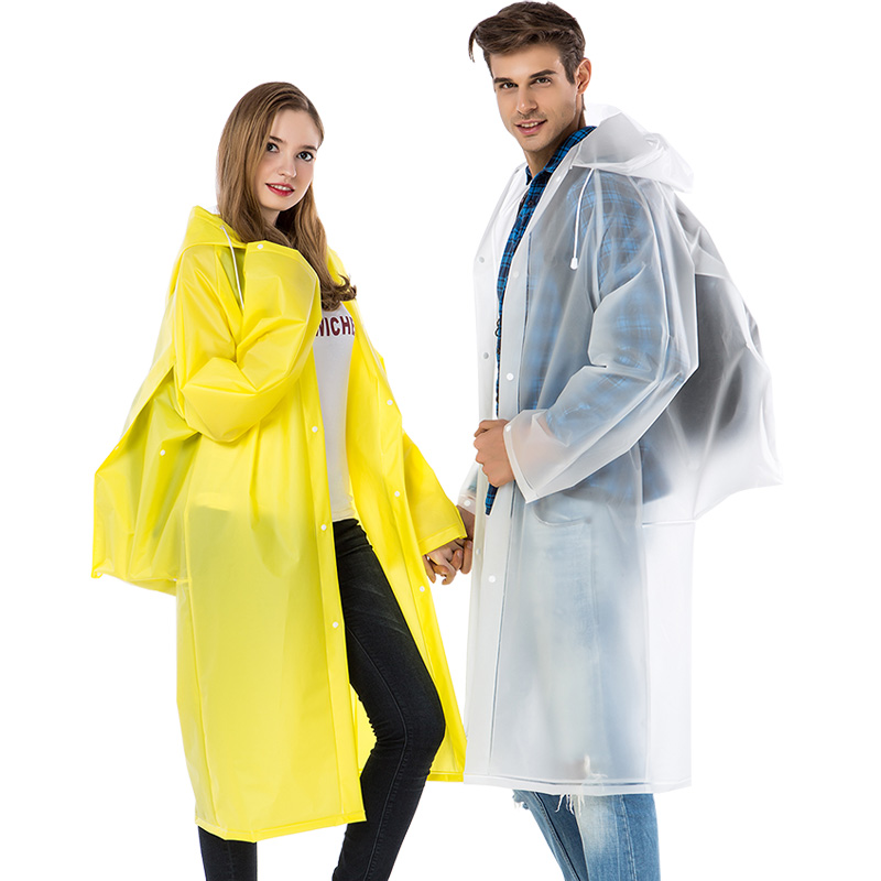 Impermeable Raincoat Trench Coat Men Waterproof Motorcycle Woman Rain Coat Blouse Jetable Lightweight Poncho Coat Women MM60YY(China)