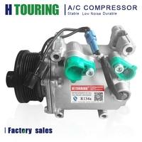 MSC90C AC Compressor Para O Carro MITSUBISHI GALANT Mk VI 2.5L 1996-2004 MN185575 MR500266 AKC200A205C 700510623 8611073 810304004