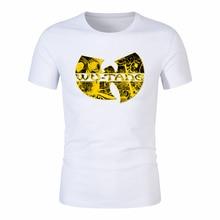 Wu Tang Clan T Shirt Funny Cartoon Tshirt Hip Hop Band EU Size 100% Cotton Breathable High Quality Vintage Tops