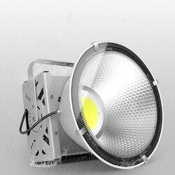 Прожектор высокой мощности 400 Вт 600 Вт 800 Вт 1000 Вт AC 220 В, водонепроницаемый Светодиодный прожектор для наружного строительства, инженерный ма...