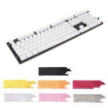 Пустая клавиатура 104 ansi iso толстая pbt для переключателей
