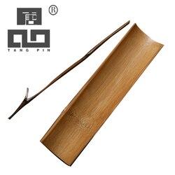 TANGPIN coffee and tea tools natural bamboo tea accessories bamboo tea ceremony sets
