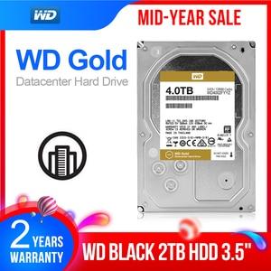 "Image 3 - Disco Duro WD Gold 4TB, disco duro interno de 3,5 "", 7200RPM, 128M, caché SATA III de 6 Gb/s, 4tb HDD, disco duro HD para ordenador de escritorio"