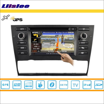 Liislee Android Multimedia For BMW M3 E92 E93 2005~2012 Radio CD DVD Player GPS Navi Navigation Audio Video Stereo S160 System