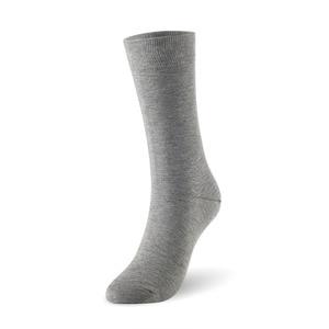 Image 3 - Man Sokken Bamboevezel Lange Boot Sokken Mannen Business Sokken 6 Paren/partij Uk Size 7 11 Eur Maat 40 46 1006 Vkmony