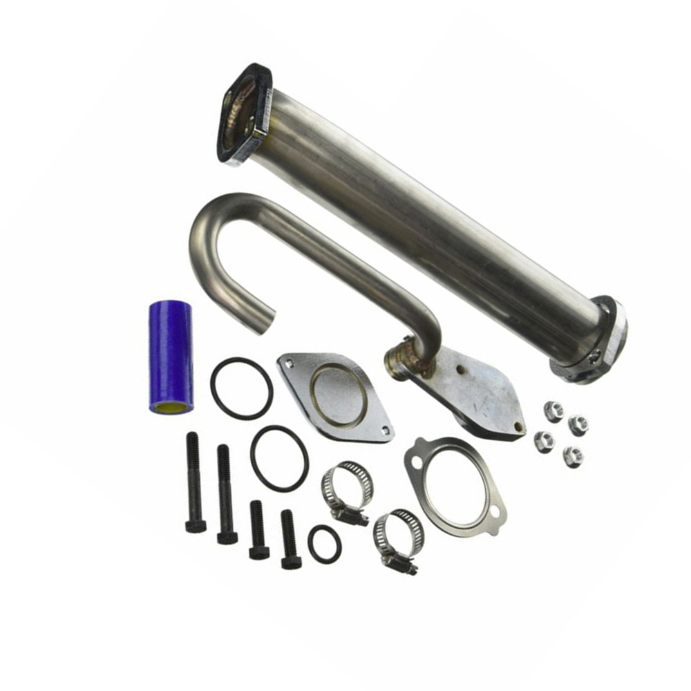 Car <font><b>EGR</b></font> Valves <font><b>Auto</b></font> Engine Stainless Steel+Aluminum Air Intake Tools Kit image