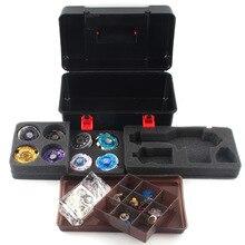 X d 168-21e и D Созвездие набор инструментов Beyblade Spinner коробка для хранения Комбинация оборудования игрушка пузырь коробка анти-давление