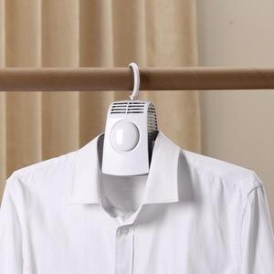 Image 2 - Xiaomi mijia ポータブル衣類乾燥機のボタンスマート衣類乾燥ラックミニ折りたたみ服旅行出張