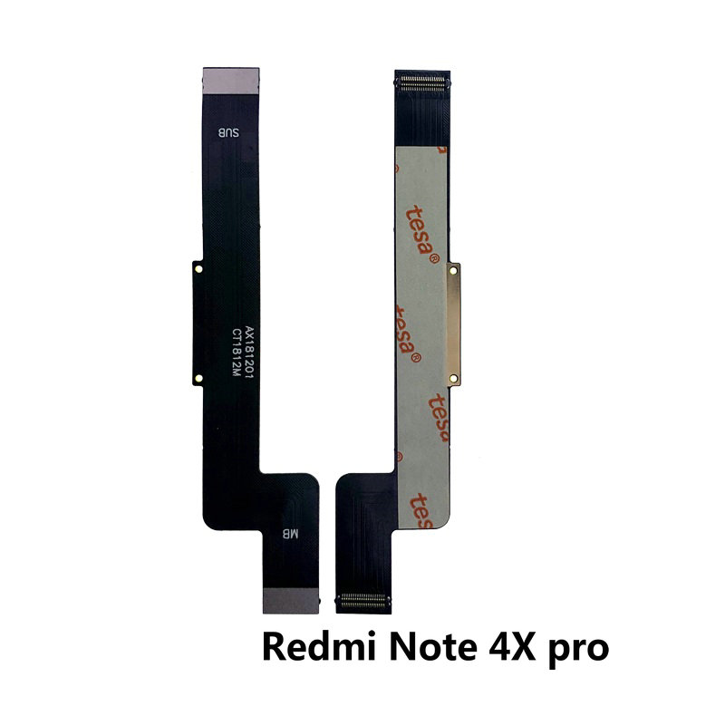 For <font><b>Xiaomi</b></font> <font><b>Redmi</b></font> <font><b>Note</b></font> 4 / <font><b>4X</b></font> pro New Original <font><b>Motherboard</b></font> Main Flex Cable Repair Parts image