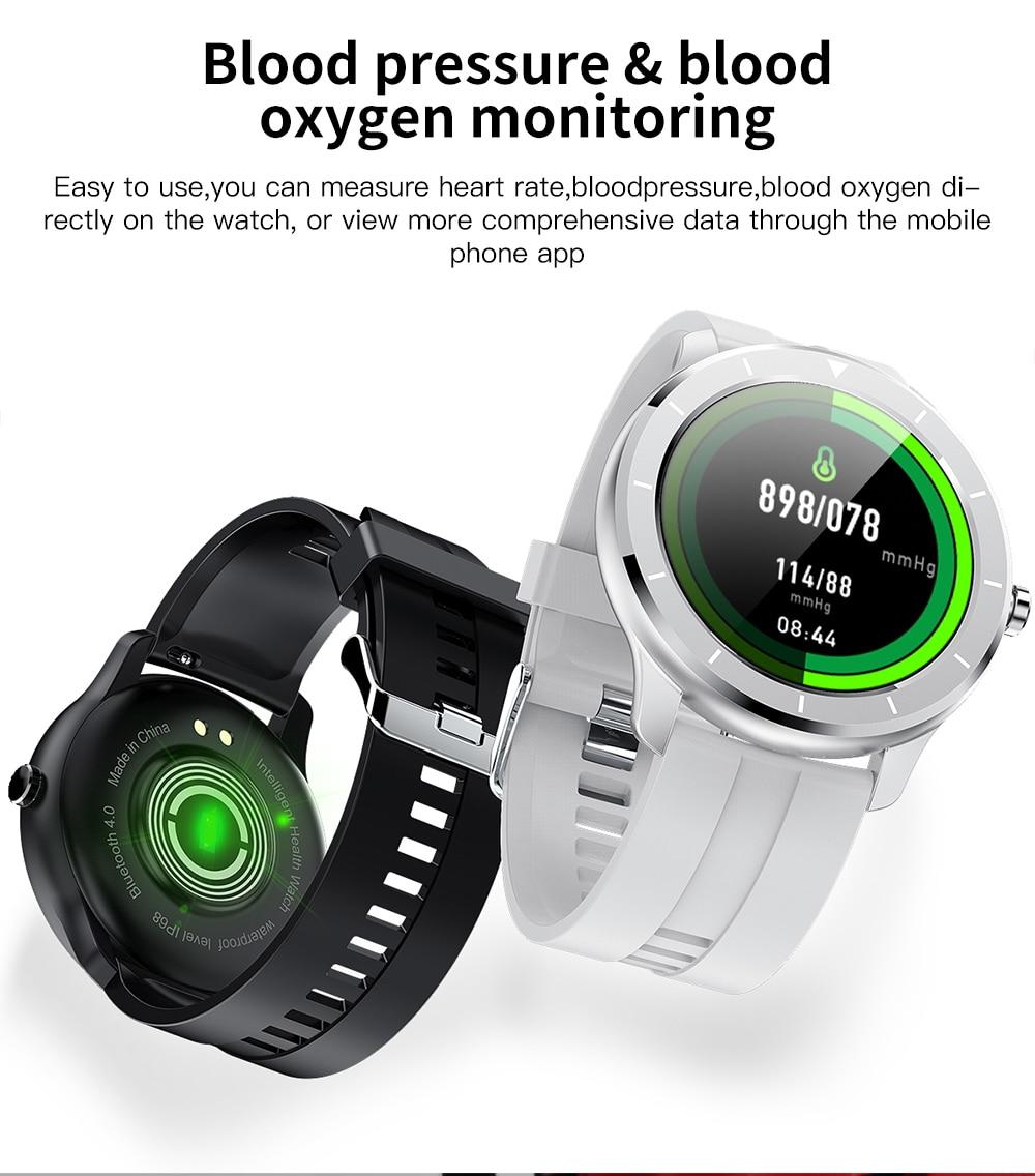 Esportes relógio inteligente masculino feminino personalizado dial
