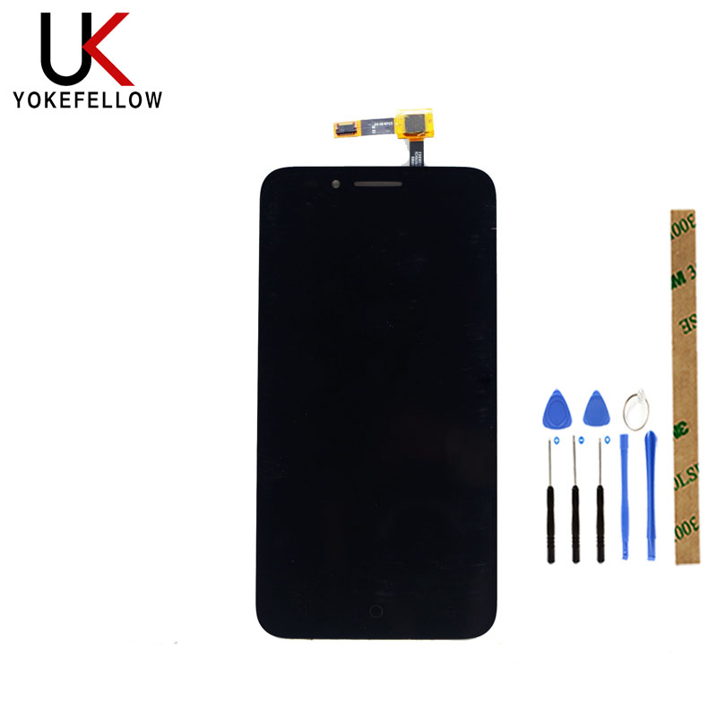 LCD Display For <font><b>Alcatel</b></font> <font><b>OneTouch</b></font> <font><b>Go</b></font> <font><b>Play</b></font> OT <font><b>7048X</b></font> 7048 OT7048X OT7048 LCD Display Digitizer Screen Complete Assembly image