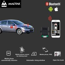 PKE Smart Key Smartphone Remote Control Car Alarm S
