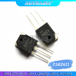 10 sztuk 2SK2611 TO-247 K2611 TO247 MOSFET n-ch 900V 9A Rdson 1.4 Ohm tranzystor nowy oryginalny