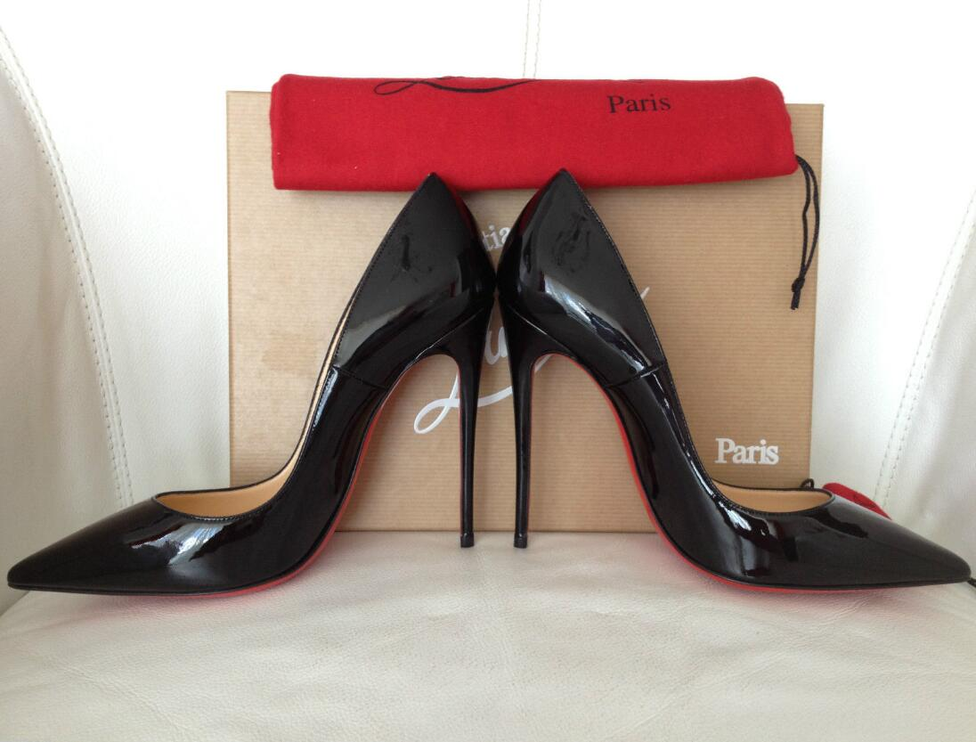 So Kate! 2021 Pumps Women High Heel Shoes 8cm 10cm 12cm Thin Heel Pointed Toe Sexy Red Heels Wedding Shoes Classics Logo 35 44|Women's Pumps| - AliExpress