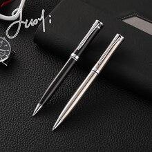 Guoyi G22 מעטפת פלדה G2 424 כדורי עט מתכת גבוהה end עסק מתנות ארגוניות לוגו התאמה אישית חתימה עט