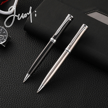 Guoyi G22 Staal Shell G2 424 Balpen Metalen High End Business Kantoor Geschenken En Corporate Logo Maatwerk Handtekening pen