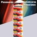 5шт./лот оригинальные Panasonic CR1220 кнопочные батареи CR 1220 3V литиевая батарея BR1220 DL1220 ECR1220 LM1220