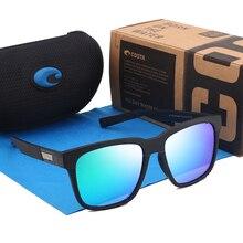 Costta Polaroid Sunglasses PESCADOR Square Brand Polarized Retro Sport For Men UV400