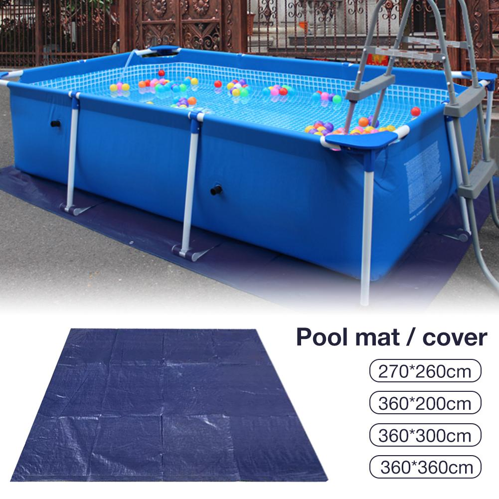 Pool Ground Cloth Inflatable Cover