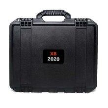 Caixa de armazenamento anti choque impermeável para fimi x8se/x8 2020 zangão estojo rígido de armazenamento de viagem compacto para fimi x8 se