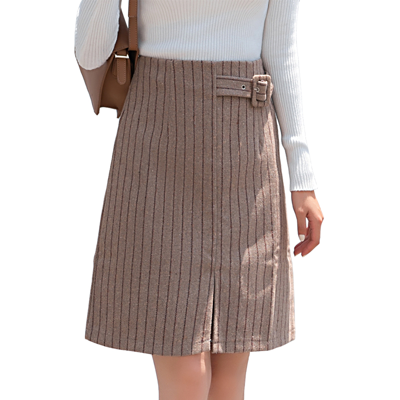 F8935 2020 new autumn winter women fashion casual sexy Skirt