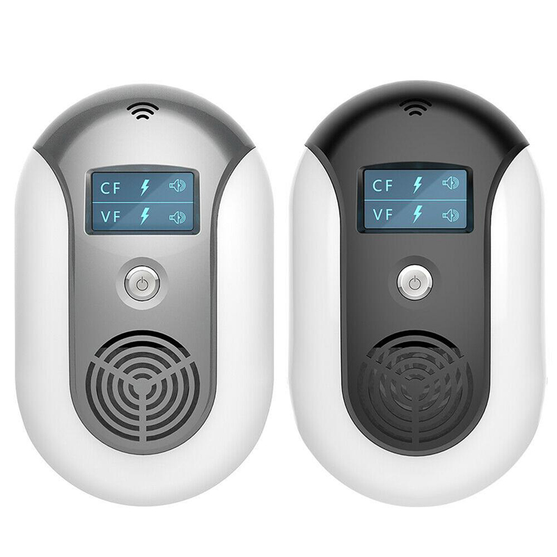 Ultrasonic Pest Repeller Home Anti Mosquito Repellent Killer Rodent Electronic Pest Control Bug Reject Mole Mice EU US Plug