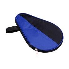 Водонепроницаемый Настольный теннис ракетка для пинг-понга весло сумка в виде летучей мыши мешок
