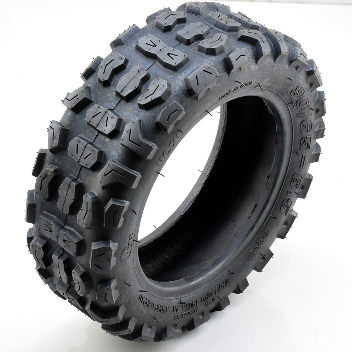 Neumático sin cámara para todoterreno, Mini Moto de bolsillo para ATV, Quad Go Kart, 47cc, 49cc, 90/65-6,5, 90 65 6,5