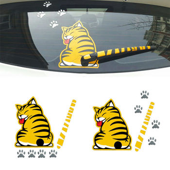 Moving Tail Paws Car 1