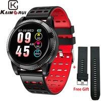 M11 inteligente à prova dmágua pedômetro monitoramento de pressão arterial multi-sport-modle android smartwatch rastreador de fitness para huawei ios