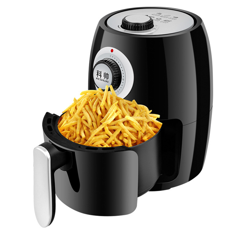 Mini Air Fryer Small Capacity Home Nonstick Pan Without Oil French Fries Machine Multicooker Electric Fryer Airfryer For Kitchen