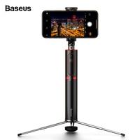 Baseus Bluetooth Selfie Stick Tripod Wireless Self Stick For iPhone 11 Xiaomi mi Huawei Samsung Mobile Phone Selfiestick Monopod