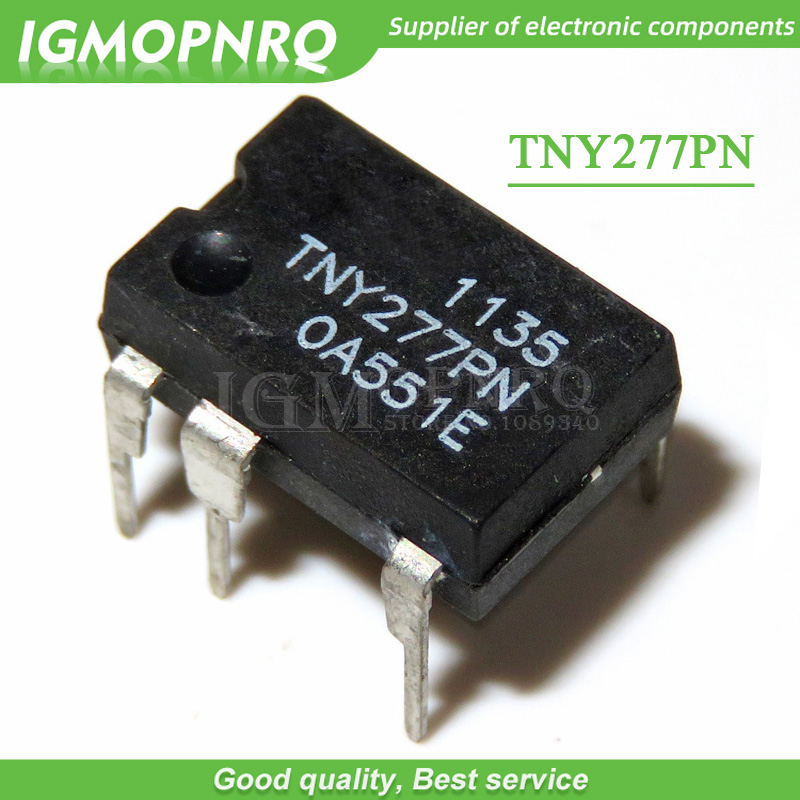 2PCS     TNY277PN DIP-7 TNY277 DIP 277PN DIP7 TNY277P Power management chip