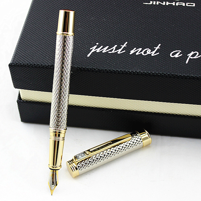 Picasso luxury Fountain pen Fountain pen ballpoint 18KGP Gold new