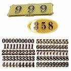 10PC DIY Door Number...