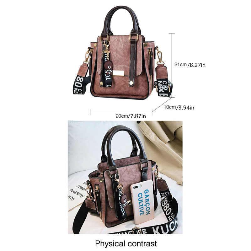 Las mujeres chica bolsa bolso de moda de señora de las mujeres, bolso de hombro, Crossbody bolsas para chica bolsas de mensajero de cuero de alta calidad