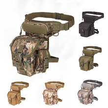 Men Waist Bag Tactical Camouflage Polyester Waterproof Outdoor Military Sac Militaire Hiking Army Bags Bolsa Militar