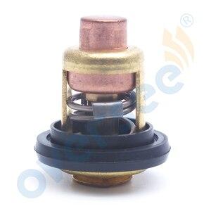 Image 3 - 66M 12411 termostat 60 stopni 140F dla silnika zaburtowego Yamaha 4 suwowy 66M 12411 00 ,6F5 12411 03