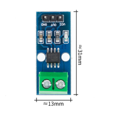 50pcs 새로운 ACS712 홀 전류 센서 모듈 5A 20A 30A ACS712 모듈 ACS712 5A ACS712 20A ACS712 30A