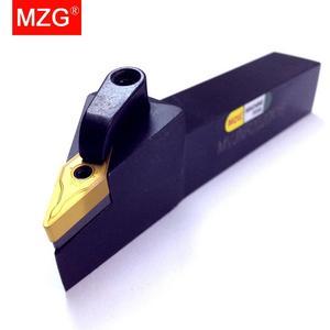 Image 3 - MZG 20mm 25mm MVJNR1616K16 Machining Boring Cutter Metal Cutting Carbide Toolholder External Turning Tool Holder CNC Lathe Arbor