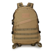 Freien Taktische Rucksack Multi funktionale Rucksack Casual Wasserdicht Wandern Bergsteigen Tasche Camouflage 3D Angriff Pakete|Ventilatoren|   -