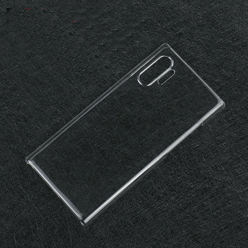 100pcs/lot,Ultra Clear Crystal Transparent PC Hard Back Case Cover Shell for Samsung Galaxy Note 10/Note 10+(note 10 plus)