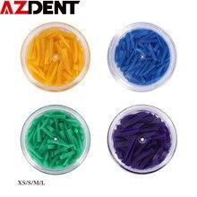 Cales dentaires jetables en plastique, Instrument de laboratoire pour dentisterie, outils de dentiste