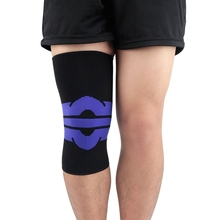 1pc Knee Pad Sleeve Gym Squat Leg Protector  Knitted Breathable Compression Support